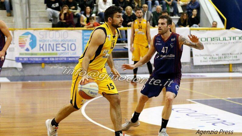 Basket, nuovi arrivi alla Virtus Pozzuoli