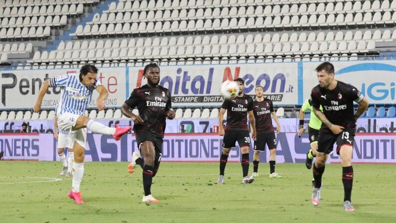 Un gol capolavoro per tornare a sorridere Sergio Floccari a 38 anni sa ancora colpire