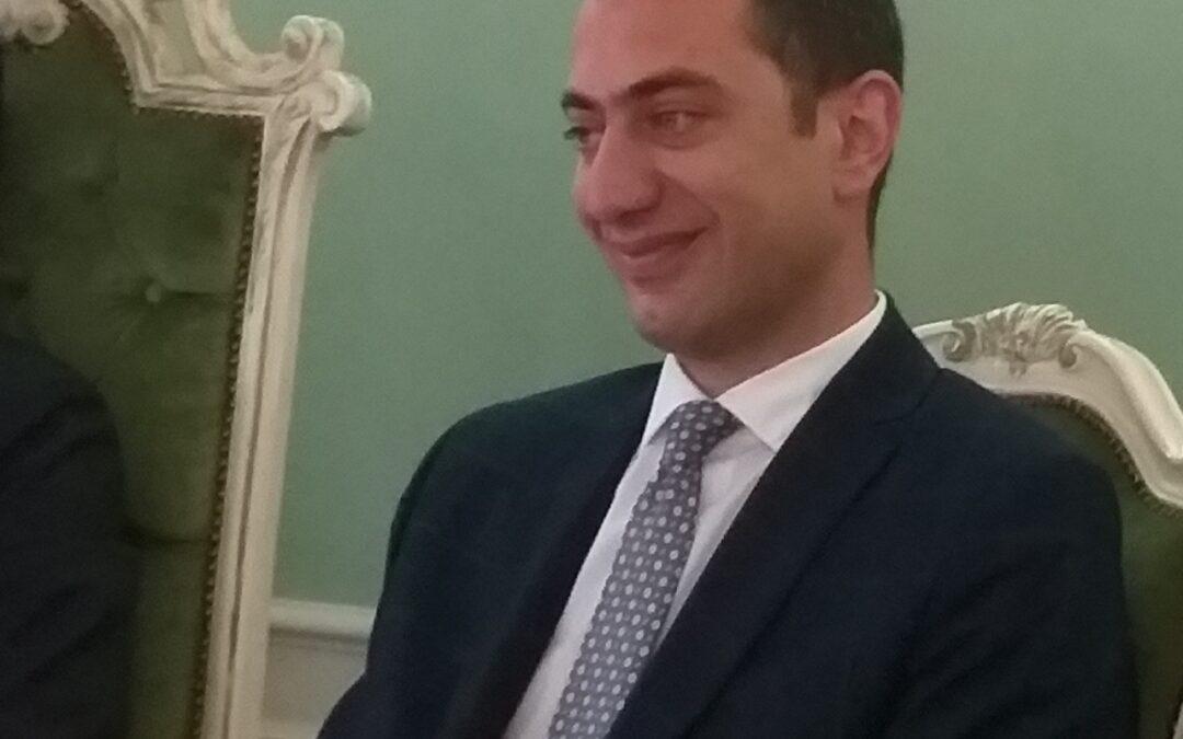 Francesco Fanelli (Lega), assessore regionale all'Agricoltura e vicepresidente della Giunta