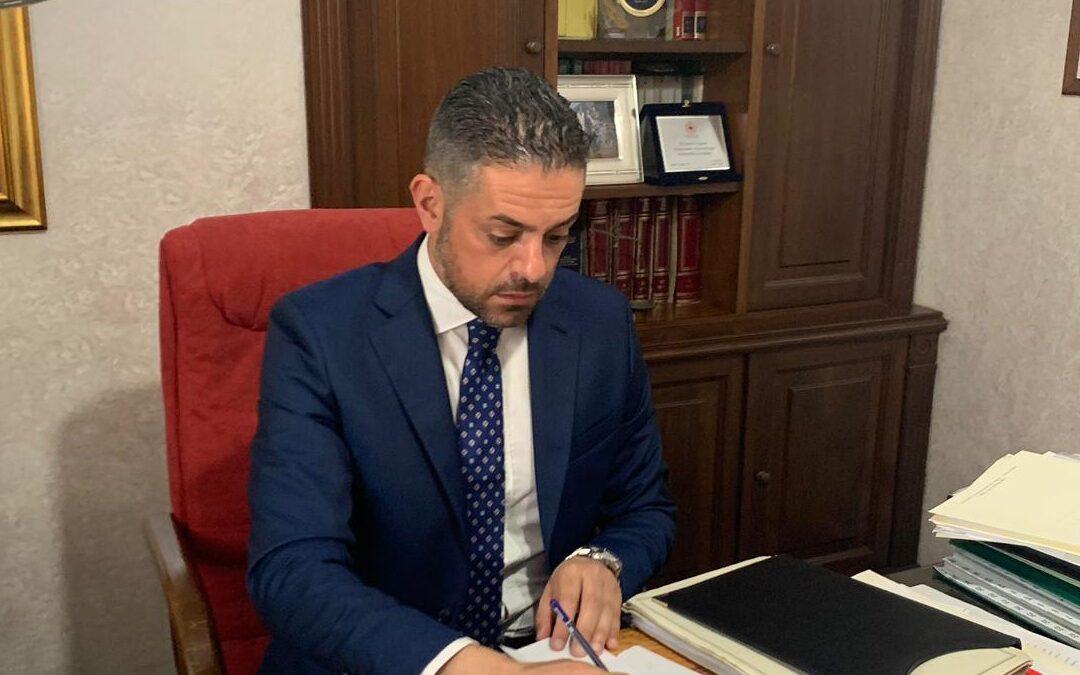 Il sindaco Giuseppe Barilaro