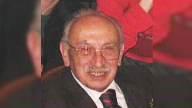 Lutto nel mondo della politica e della cultura vibonese: è morto Giuseppe D'Amico