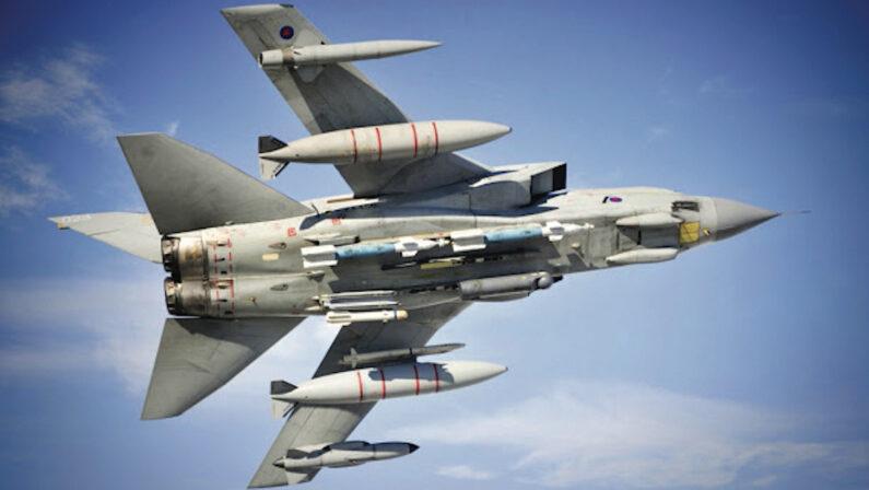 Produciamo bombardieri ma le bombe sono vietate