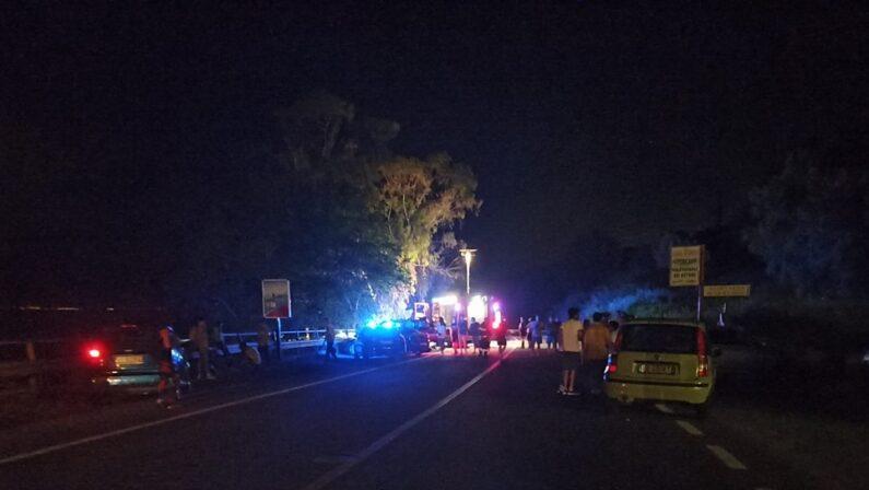 Incidente mortale nel Vibonese: muore dopo essersi scontrato con la moto contro un'auto