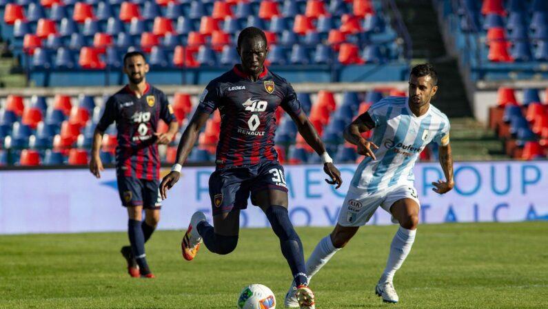Cosenza, Kanoutè ha lasciato il gruppo: lo aspetta il Monaco