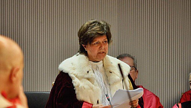 La lucana Margherita Cassano prima donna presidente di Cassazione