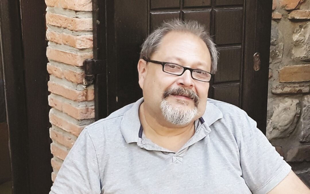 Il professor Paolo Harabaglia