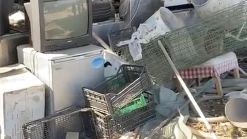 Scisciano: Sicurezza ambientale. Carabinieri denunciano 68enne e sequestrano un terreno