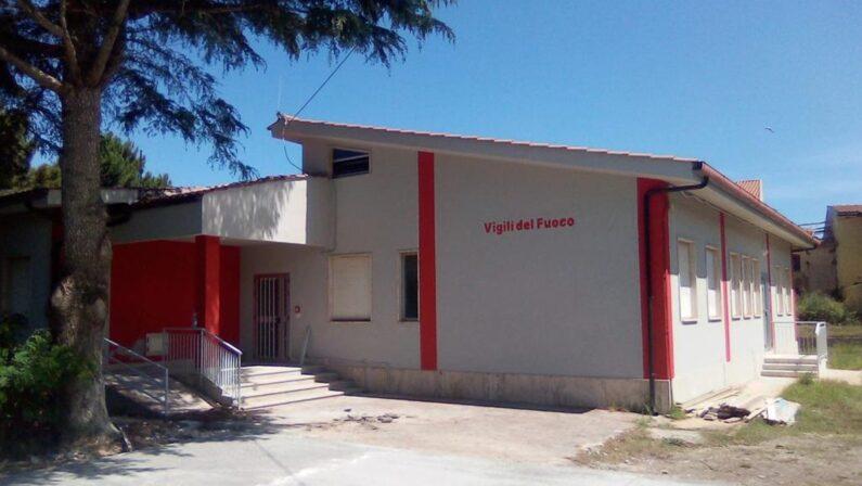 Ricadi, operativo il nuovo distaccamento comunale dei Vigili del Fuoco