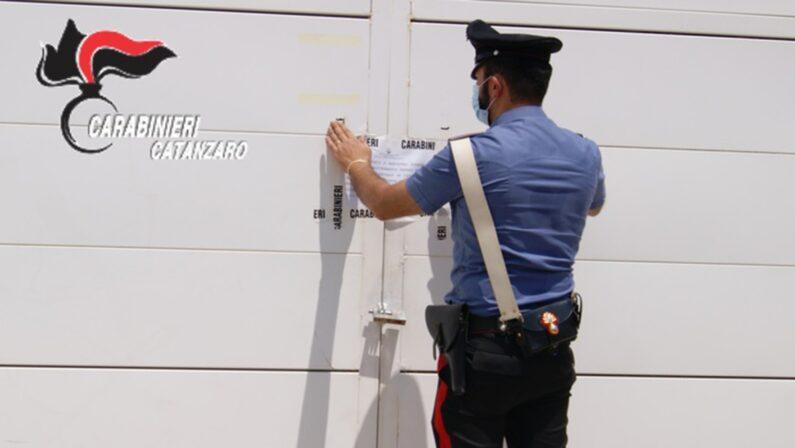 """Opere abusive in zona sismica, sequestrata a Soverato la discoteca """"Mamàs beach club"""""""