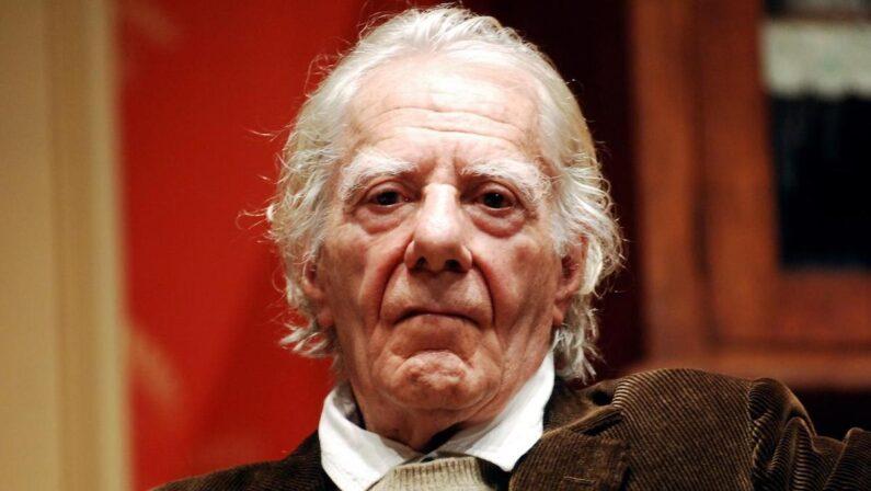 Morto Gianrico Tedeschi, una carriera tra Strehler e Carosello