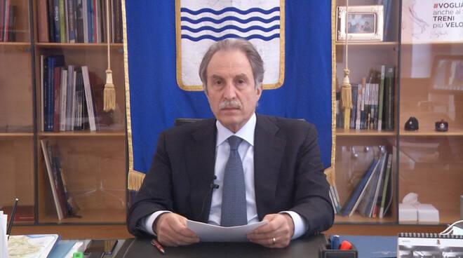 """Il governatore Vito Bardi: «Più che al Ricovery Fund, puntiamo a """"rifondare"""" il Regno delle Due Sicilie per competere col Nord»"""