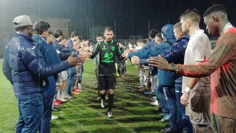 Alessandro Dascoli torna a Locri per vincere ancora, per il difensore tre promozioni in sei anni