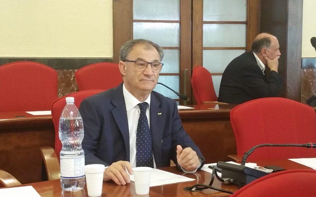 L'ex consigliere comunale di Vibo, Alfredo Lo Bianco