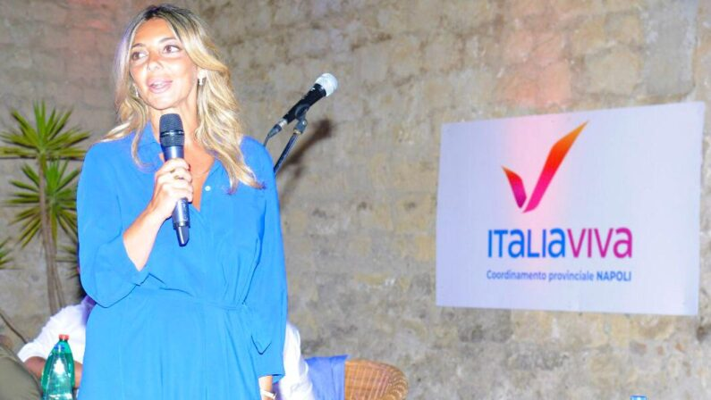 Covid, contagi a Capri, Barbara Preziosi (Iv): «No ad allarmismi, ma bisogna rispettare le regole»