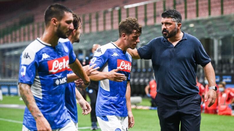 """Gattuso: """"Manca l'anima, quella che ha segnato la mia carriera"""""""