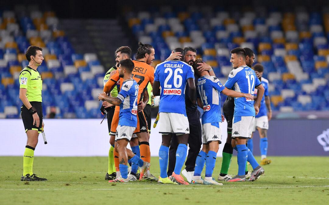 """Gattuso recita il """"mea culpa"""", ma non si arrende e diffonde fiducia"""