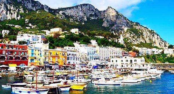 Covid: nove nuovi casi in Campania, a Capri allarme del sindaco