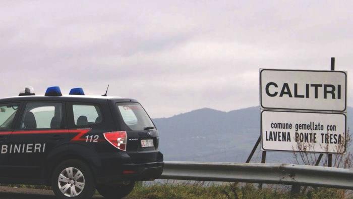 Choc a Calitri, comandante carabinieri trovato morto in caserma
