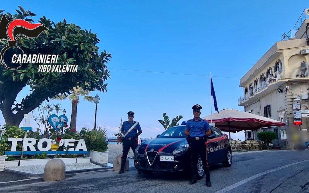 Nel centro di Tropea con 180 grammi di marijuana, arrestato un 49enne per spaccio