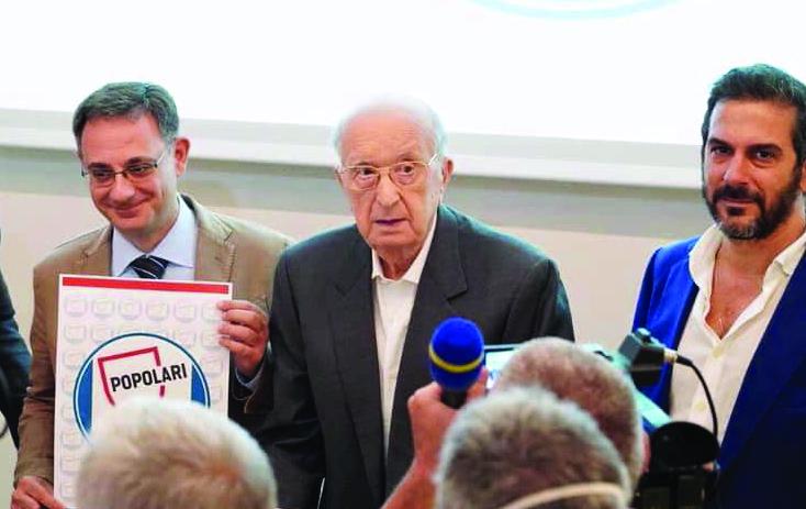 Regionali, De Mita attacca il Pd e vota De Luca