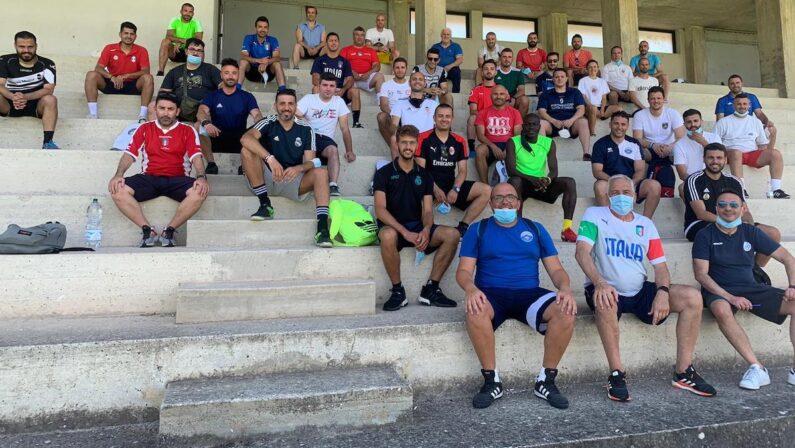 Calcio, concluso il corso Uefa D: in Calabria ci sono 41 nuovi allenatori