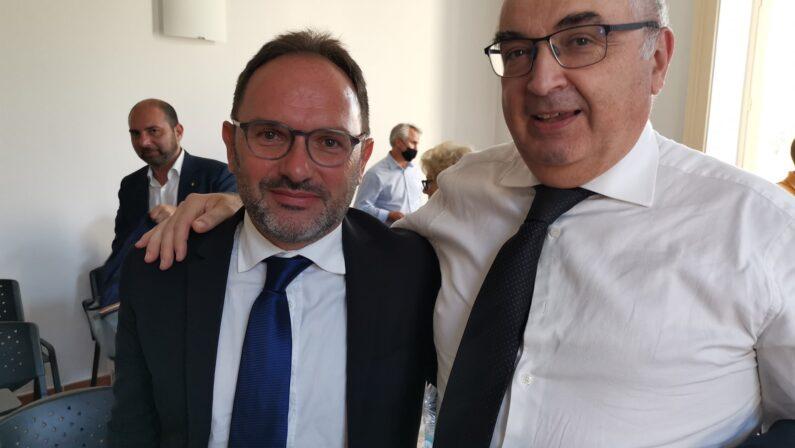 """Confcooperative Campania, Borea confermato alla presidenza: """"Noi  cooperatori siamo costruttori di bene comune"""""""