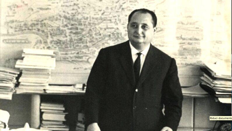 Fiorentino Sullo, dalla Costituente a Palazzo Spada. Ricordo dell'insigne statista irpino a venti anni dalla scomparsa