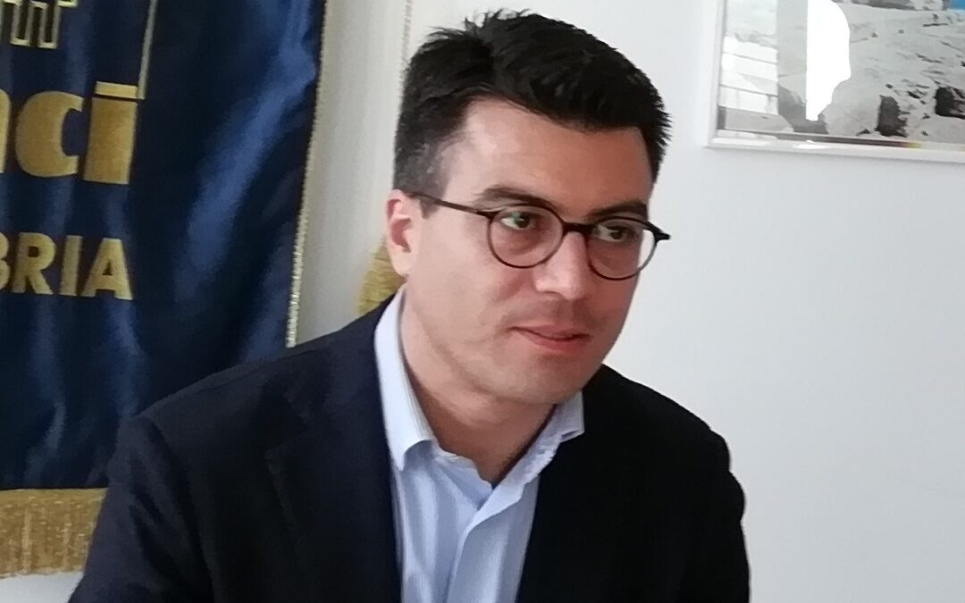 L'ex sindaco di Pizzo Gianluca Callipo