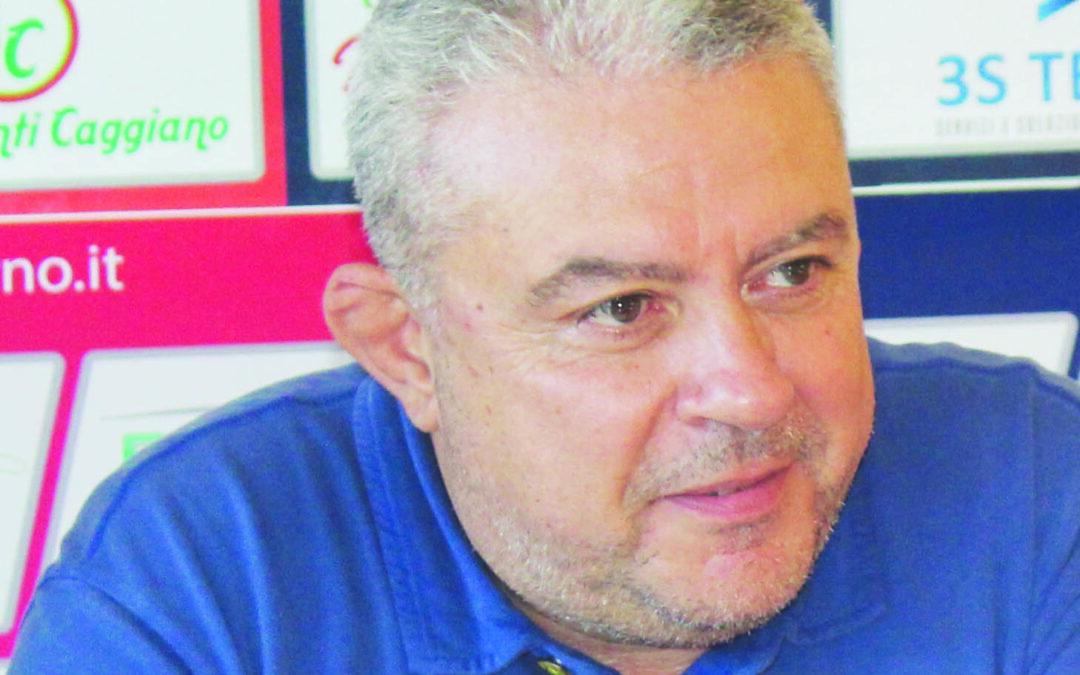 Enzo Mitro, direttore generale del Picerno