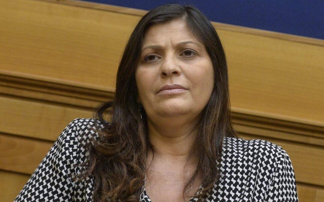 Jole Santelli, presidente della Regione Calabria