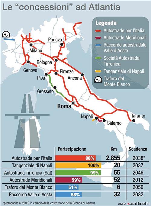 Italia Cartina Autostradale.Al Sud Per Compiere 100 Km Ci Vuole Il Triplo Del Tempo Che Si Impiega Al Nord Il Quotidiano Del Sud