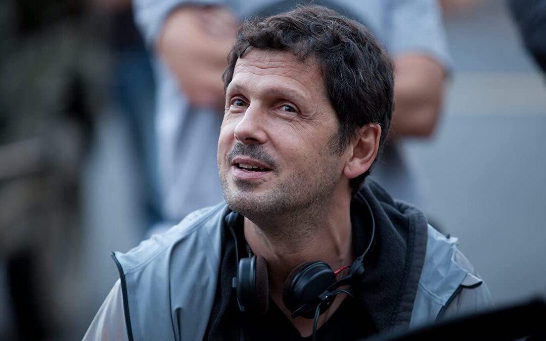 Il regista Peter Webber