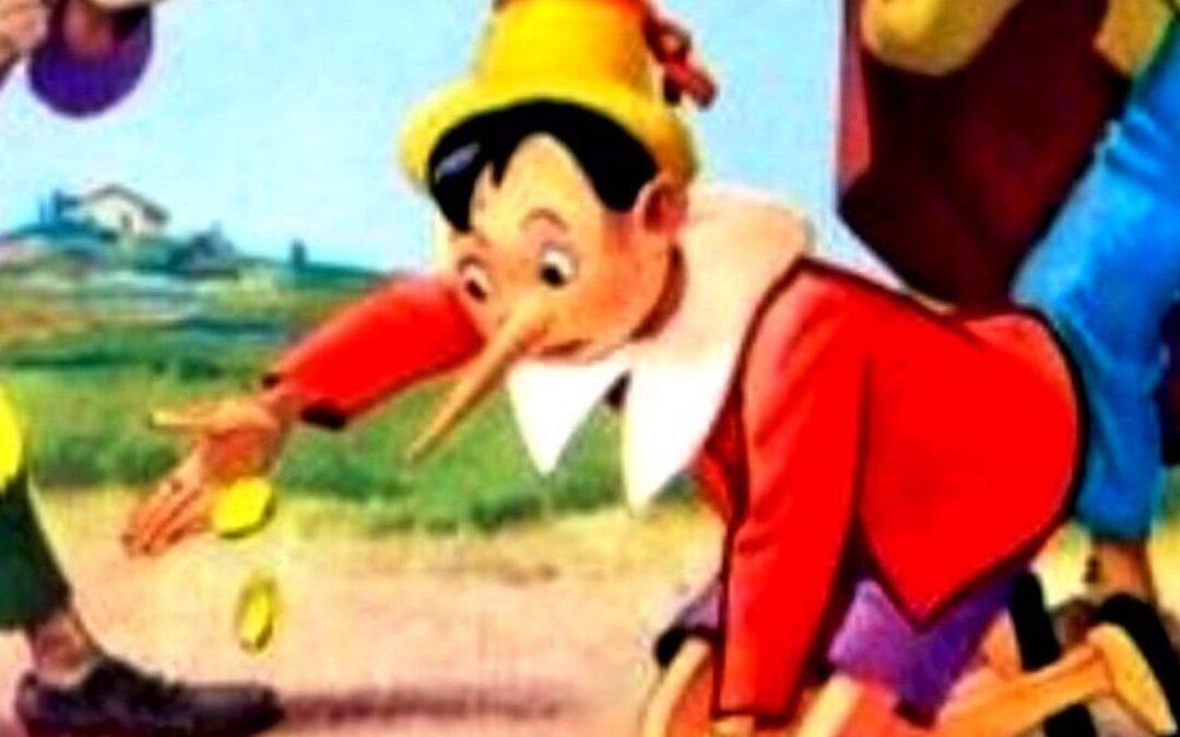 Dalla parte di Pinocchio