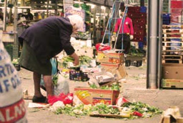 Nuovi poveri, impennata Campania Coldiretti: più 20% nel post- covid