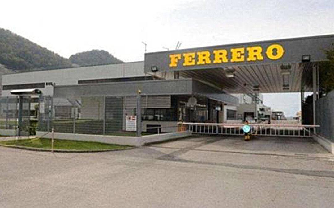"""Ferrero, 150 nuove assunzioni a Balvano: pronto il progetto per ampliare lo stabilimento e la produzione del """"Nutella biscuits"""""""