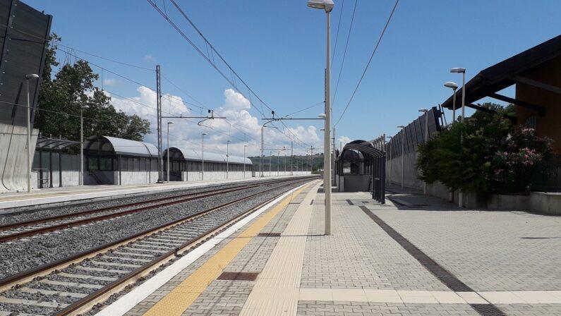 Trasporti, la FrecciArgento fermerà a Torano: l'annuncio ufficiale di Jole Santelli