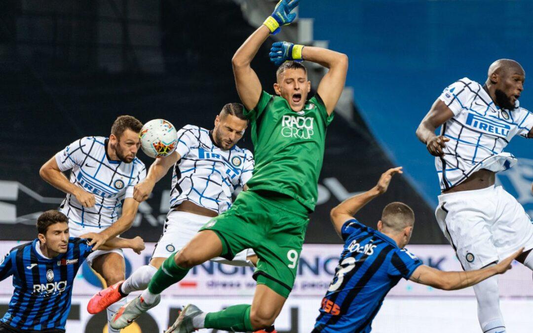 Seria A, l'Inter batte l'Atalanta e chiude al 2° posto, Juve e Lazio ko