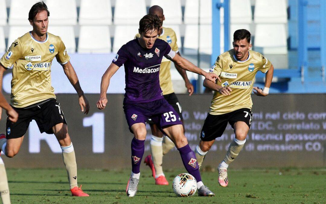 Serie A, la Fiorentina chiude con un tris in casa della Spal