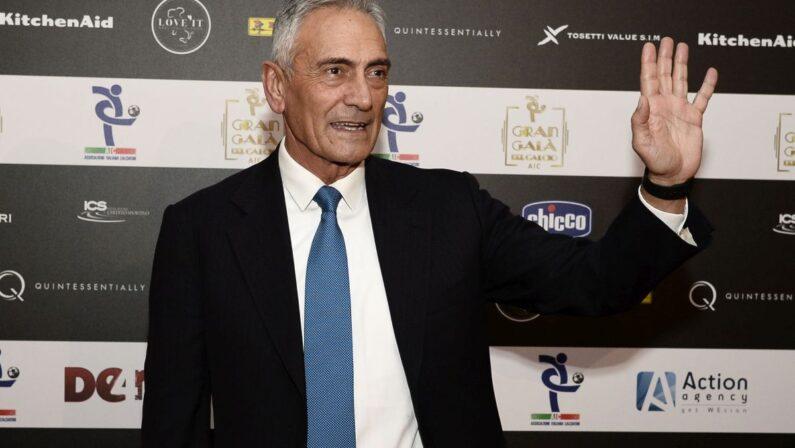 Il presidente della Figc Gravina: «Rifletterò sulla serie A dal 19 settembre, ma i protocolli sono da cambiare»