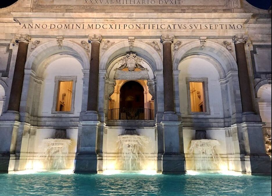 Una app svela il legame tra Roma e l'acqua