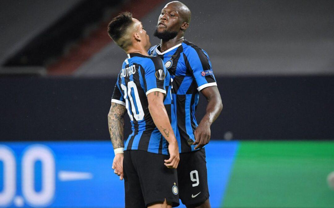 L'Inter vola nei quarti di Europa League, Getafe battuto 2-0
