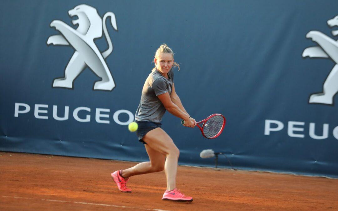 Tennis, Ferro trionfa a Palermo, coppia azzurra perde il doppio