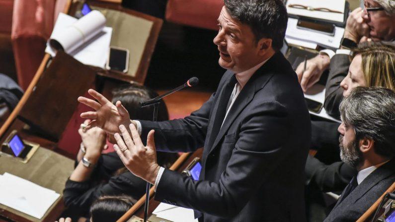 Renzi: «Basta rinvii, non si governa inseguendo il consenso ma questa legislatura deve arrivare al 2023»