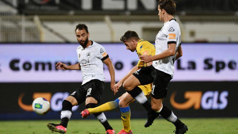 Serie B, finale playoff: storica promozione in A per lo Spezia