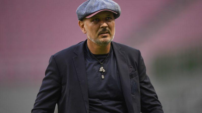 Bologna, il tecnico Mihajlovic positivo al Covid-19