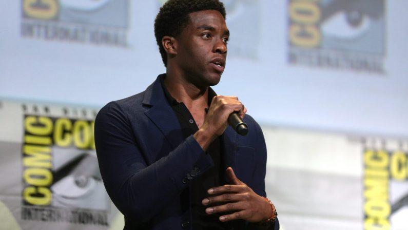 """È morto l'attore Chadwick Boseman, """"Black Panther"""" dell'universo Marvel"""