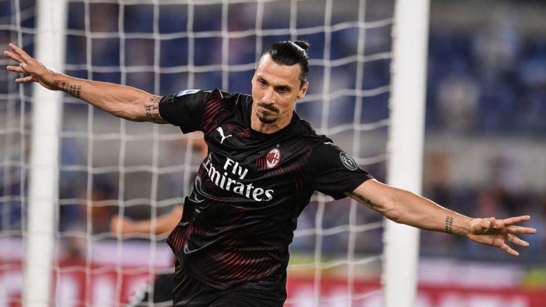 Serie A, il Milan ritrova Ibrahimovic: «Torno dove mi sento a casa»