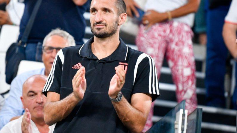 """Chiellini """"Orgoglioso di tornare in Nazionale, ne avevo bisogno"""""""