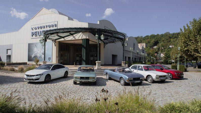 Per i 210 anni ingresso al Museo Peugeot di Sochaux a 1 euro