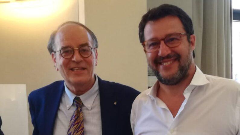 Reggio Calabria, la Lega scioglie le riserve: sarà Minicuci il candidato sindaco